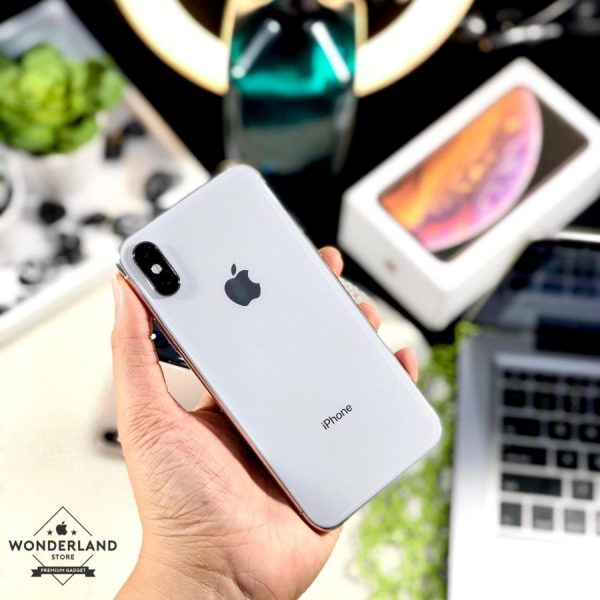 Second iPhone XS Silver
