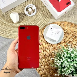 Second iPhone 8 Plus Red