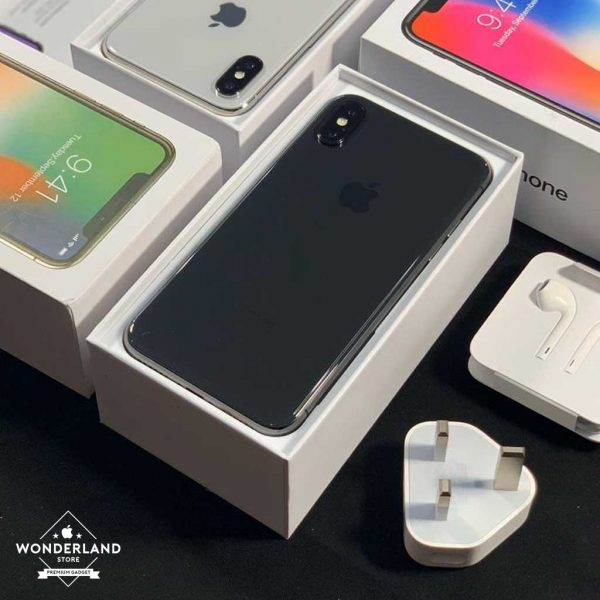 Second iPhone X Space Gray